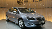 2010 Buick Excelle live at Guangzhou Auto Show 2009