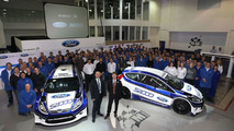 Ford Fiesta S2000 Rally Car Unveiled by M-Sport [Video]