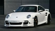 New Porsche 911 Turbo (997) by TechArt