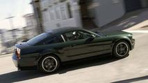 Ford Mustang Bullitt Officially Revealed