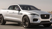 Jaguar Truck Concept imagined in new rendering