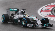 Rivals expect another Mercedes win in China