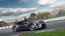 Felino CB7 comes from Canada with a 525 bhp V8 and a weird rear [video]