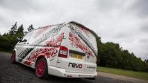 Revo Volkswagen T5 sets Nürburgring van lap record 20.06.2013