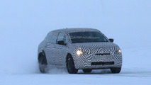 Citroen Cactus compact crossover spied ahead of next month's reveal