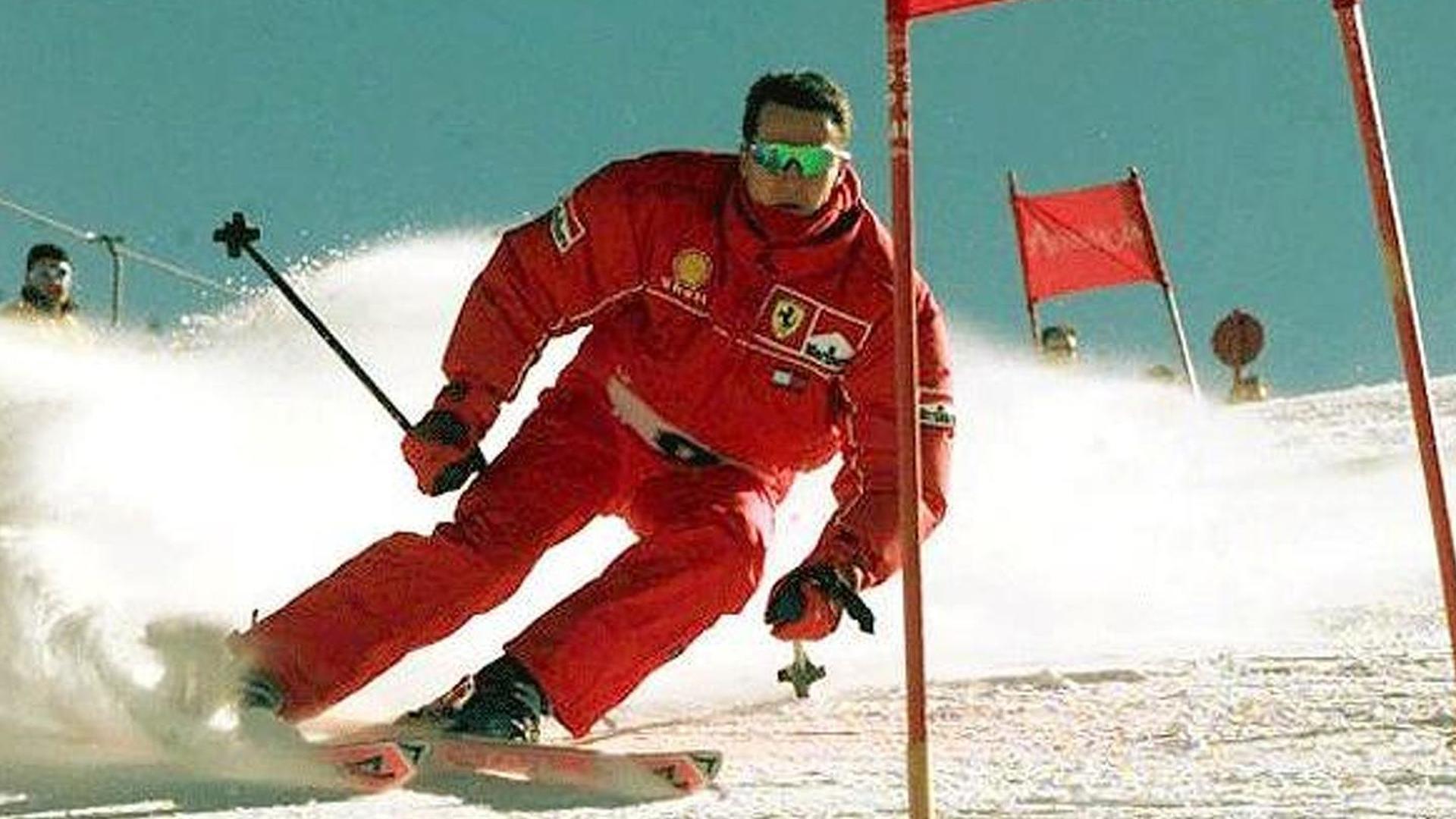 Schumacher ski story is 'tragedy' - Ecclestone
