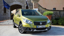 2013 Suzuki SX4 S-Cross priced from 14,999 GBP