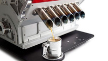 V12 coffee machine looks great, but costs 9,000 GBP