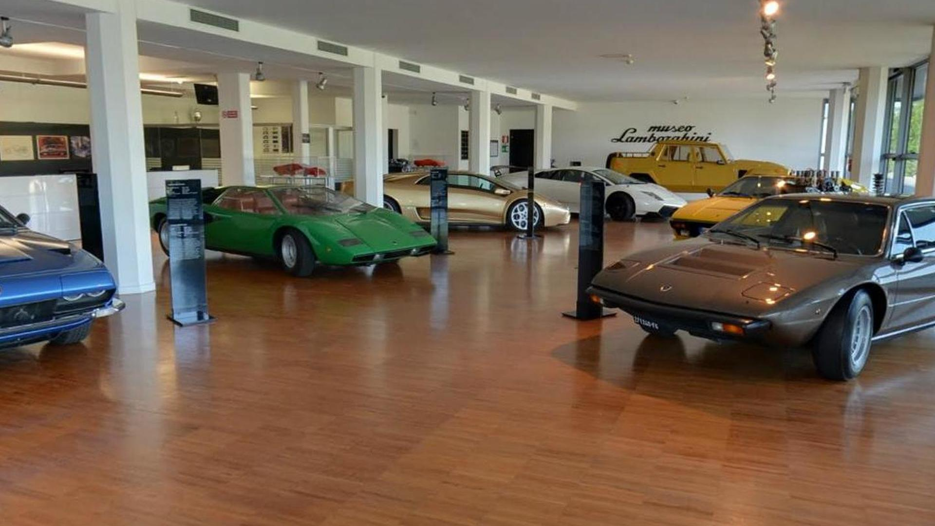 Lamborghini Museum enters the digital age with Indoor View on Google Maps