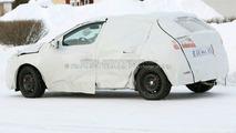 Renault Megane Mk 3 Spied