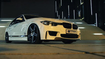 BMW 3-Series gets an M-inspired body kit from Prior Design