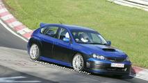 Subaru WRX STi Spied