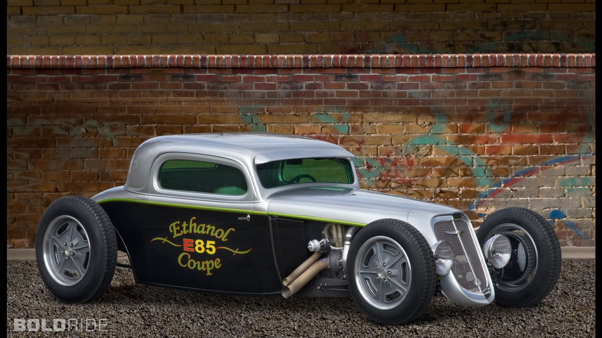 Chevrolet Coupe E85
