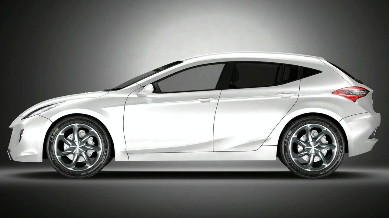 2010 Mazda3?