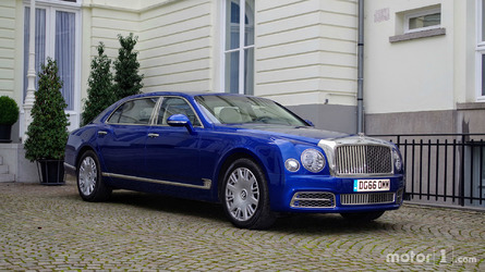 Essai Bentley Mulsanne Extended Wheelbase - La force tranquille