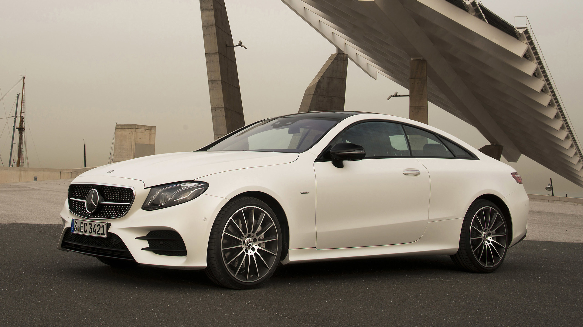 E400 Coupe 2018 >> 2018 Mercedes-Benz E400 Coupe First Drive: Your new retirement cruiser