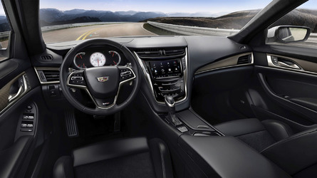 Next-gen Cadillac infotainment system debuts in 2017 CTS