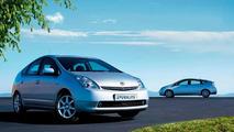 Toyota Hybrids exceed 100,000 European sales