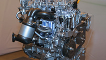 Hyundai reveals dedicated 1.6-liter GDI engine for its Prius rival along with new 8-speed auto 'box