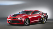 2016 COPO Camaro unveiled at SEMA