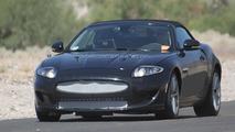 2013 Jaguar XE mule spied again
