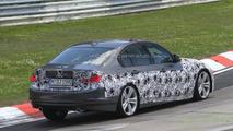 2012 BMW 3-Series spy photo - 6.7.2011