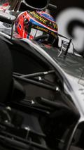 McLaren chiefs must 'try harder' too - Button