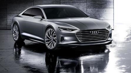 2017 Audi A6 comes into focus