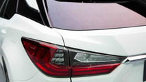 2016 Lexus RX at 2015 New York Auto Show