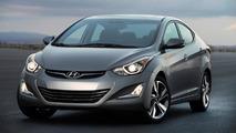 2015 US-spec Hyundai Elantra announced with minor tweaks
