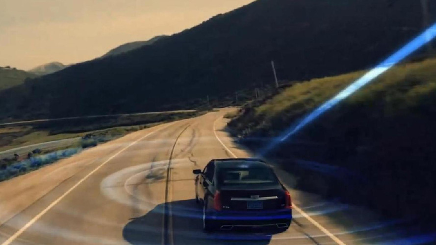 2015 Cadillac CTS shows up in a new OnStar commercial [video]