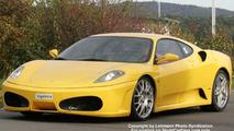Ferrari F430 Challenge Stradale Spy