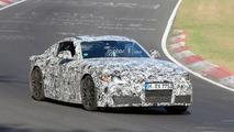 Toyota Supra 2018 - Surprise en cours d'essais sur le Nürburgring