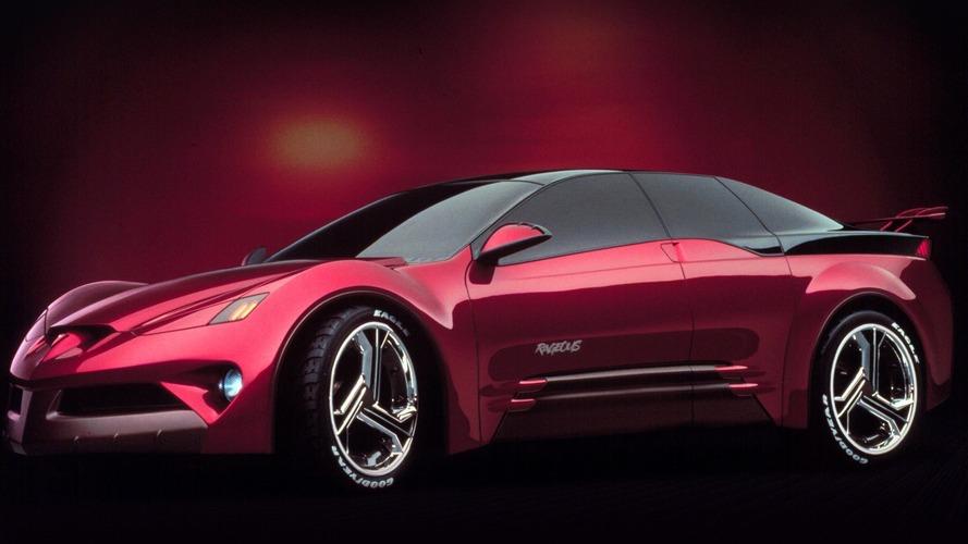 Concept We Forgot: 1997 Pontiac Rageous