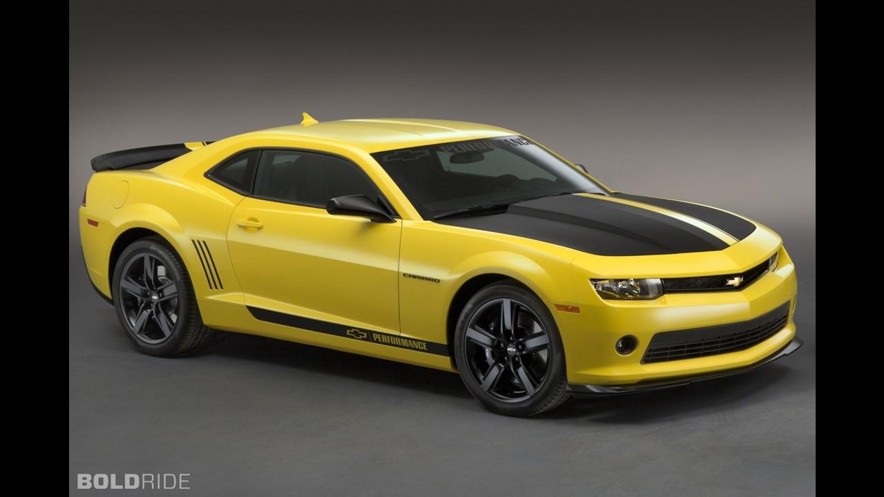 Chevrolet Performance Camaro Concept