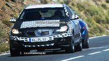 2010 Opel Astra OPC spy photos