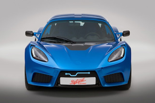 Detroit Electric Back in Business With SP:01 Sportscar