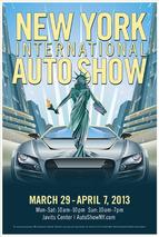 New York Auto Show Artwork Through the Mind of Designer Orlando Arocena