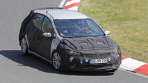 Sporty 2016 Kia cee'd facelift caught on camera on the 'Ring [video]