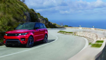 Range Rover Sport HST unveiled with 380 HP