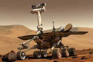 Ten Years Later, NASA's 'Opportunity' Rover Still Rolling