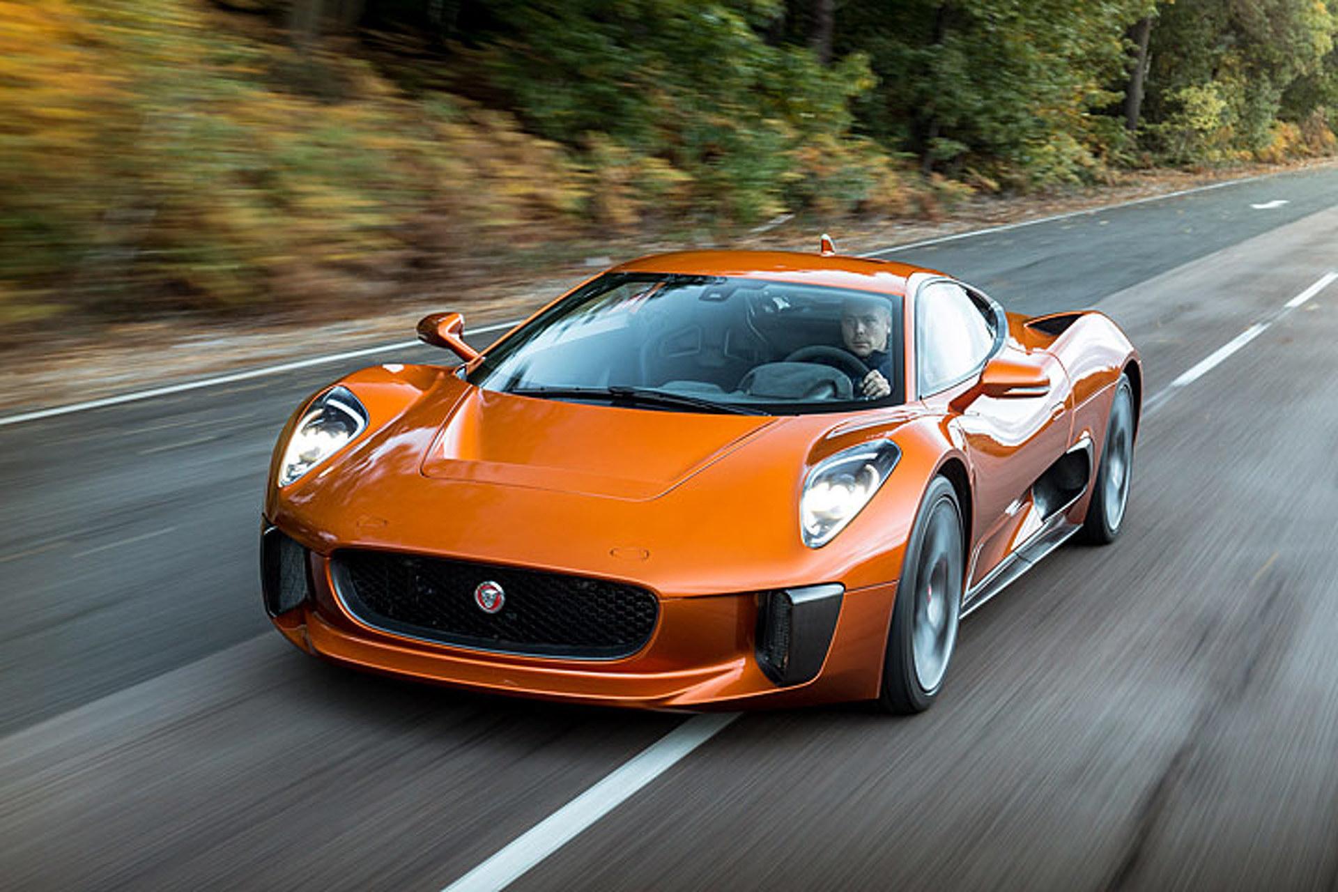 Watch an F1 Star Go Wild in a James Bond Car