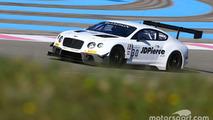 #30 Team Parker Racing Bentley Continental GT3