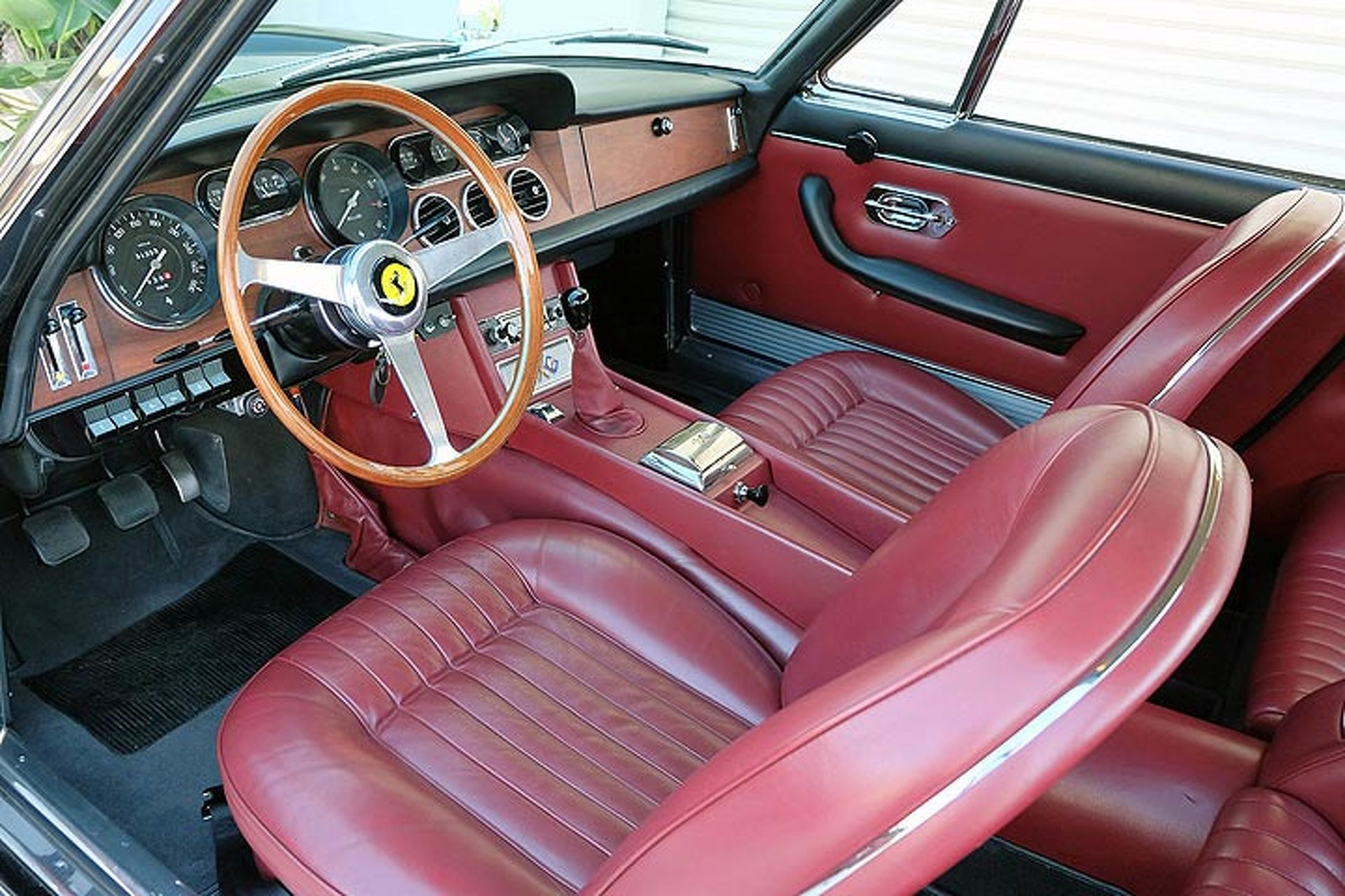 Adam Carolla's Beautiful 1966 Ferrari Heads to Auction