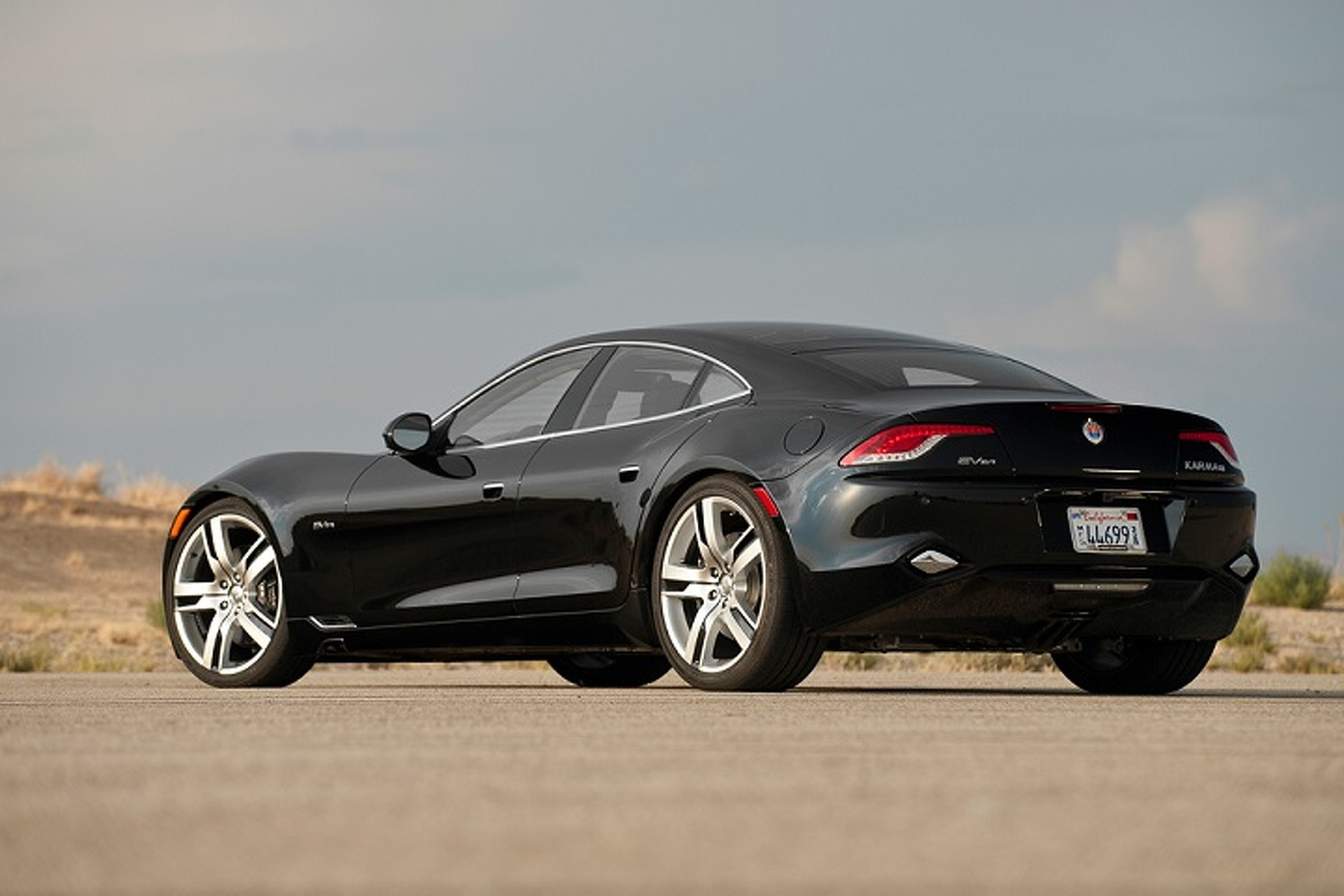 The Fisker Karma is Coming Back Soonish