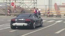 Audi R8 V10 Spy Photos at Nürburgring