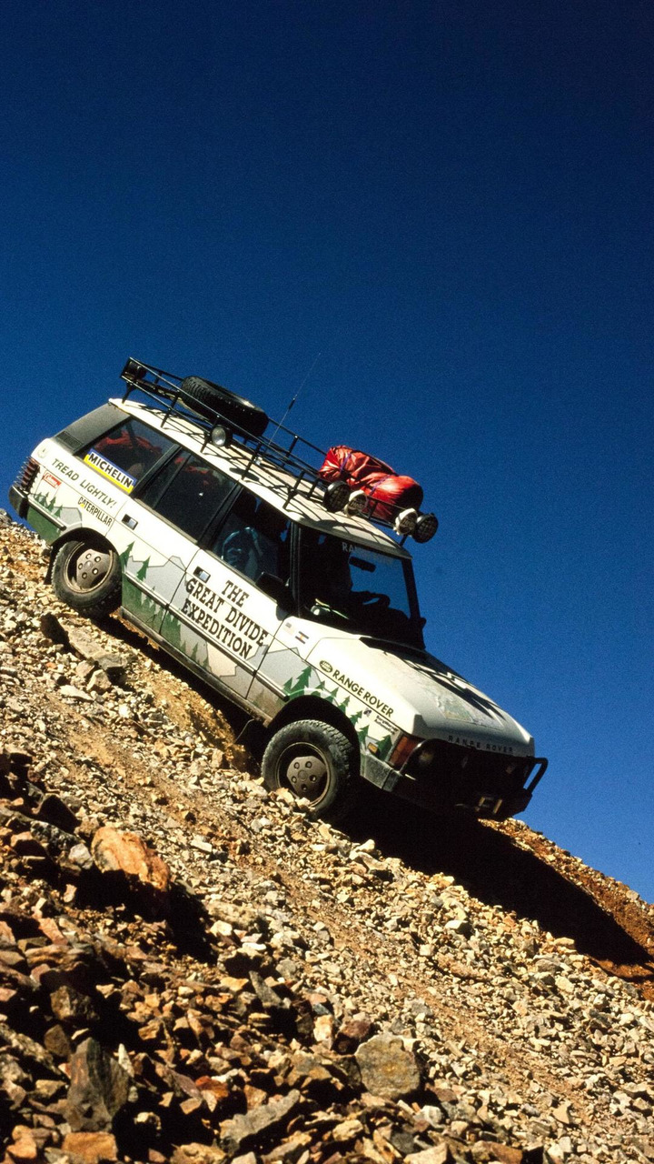 1989 Great Divide Expedition