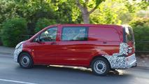 2015 Mercedes-Benz Vito spy photo