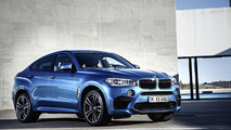 BMW X6 M is as fast as the M3 Coupe on the Nurburgring