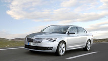 2016 Skoda Superb speculative render shows upscale styling